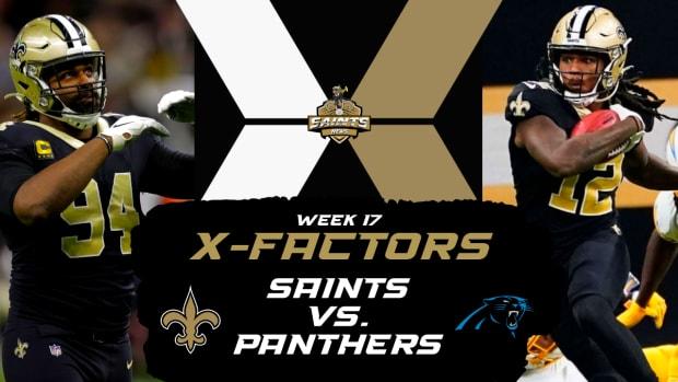 Week 16 X-Factors