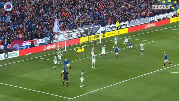 Ryan Jack seals first Rangers win over Celtic since top flight return