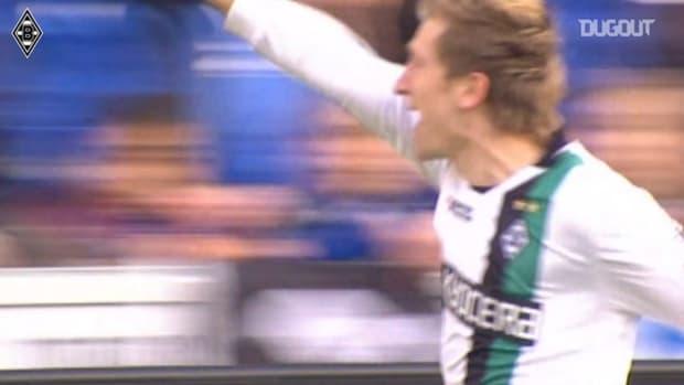 Marko Marin scores brace as Monchengladbach triumph at Arminia