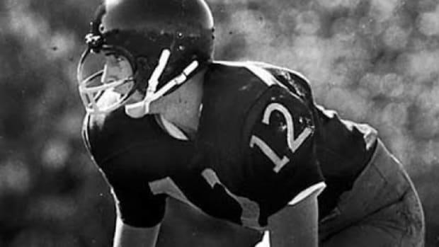 Al Worley had 14 interceptions in 10 games in 1968.