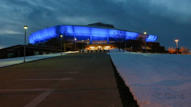 Penn State Bryce Jordan Center
