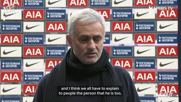 Mourinho happy people realise how good Heung-Min Son is
