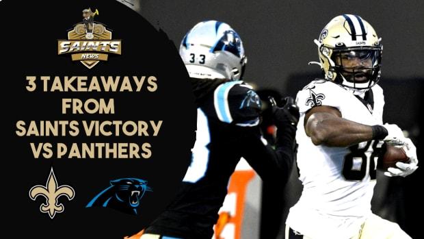 3 Takeaways vs. Panthers (1)