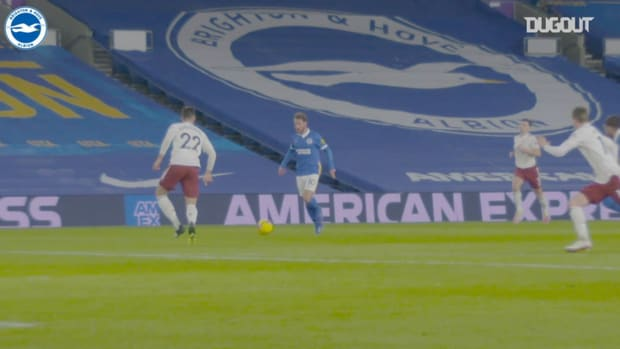 Pitchside view: Brighton edged out by Arsenal in final match of 2020