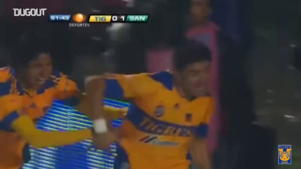 Jorge Torres Nilo's best Tigres moments