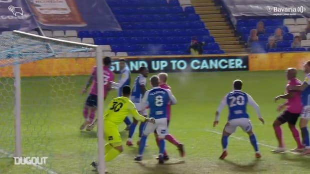 Kazim-Richards and Bielik help Derby down Birmingham