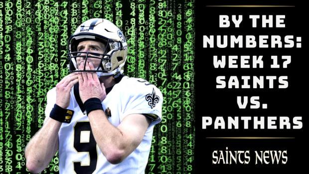 By the Numbers Week 17