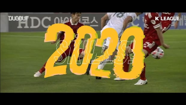 Best K League Skills from 2020
