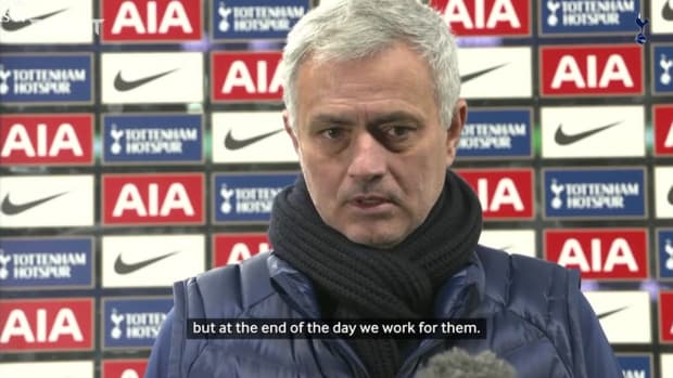 Mourinho: Finals without trophies are sad days