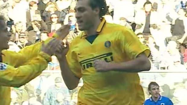 Inter's best goals at Sampdoria