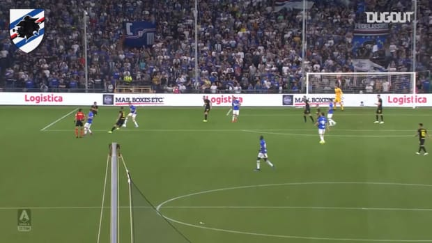Sampdoria's last home goals vs Inter