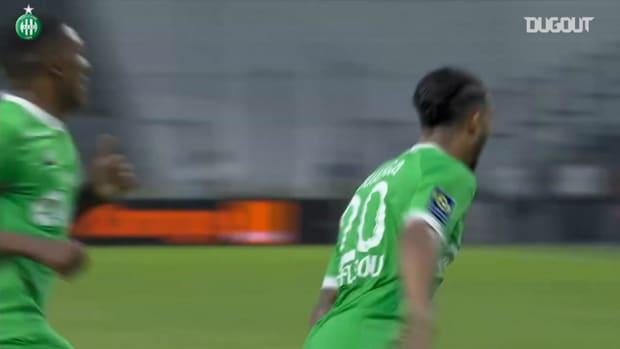Saint-Etienne's best goals of 2020