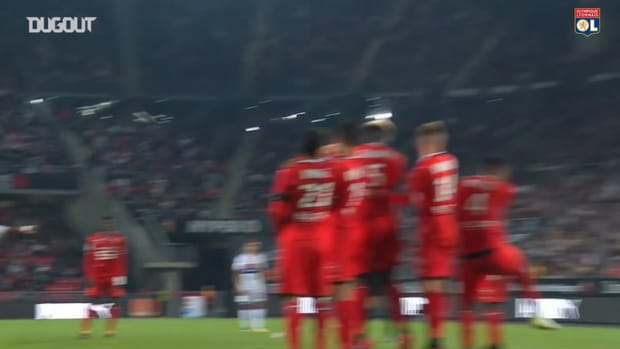 Depay and Mariano secure win at Rennes