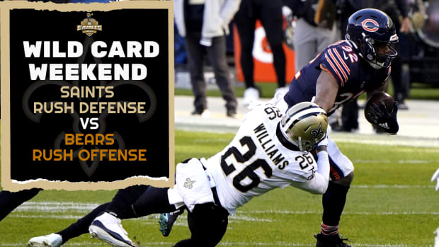 (COPY) Saints Offense Vs. Bears Defense