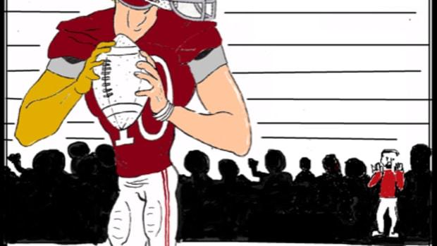 Crimson Tikes: Hello NFL