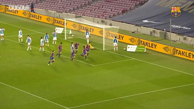 Barça Women 5-0 Espanyol Women: Historic win at Camp Nou