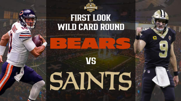Saints Vs. Bears First Look