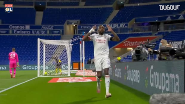 Olympique Lyonnais' best goals of 2020