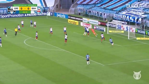 Highlights Brasileirão: Grêmio 2-1 Bahia