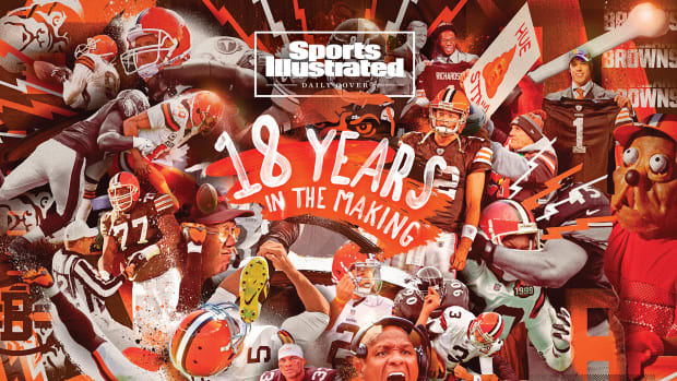 Cleveland Browns history since 1999