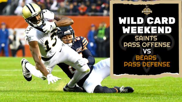 Pass Offense vs Pass Defense