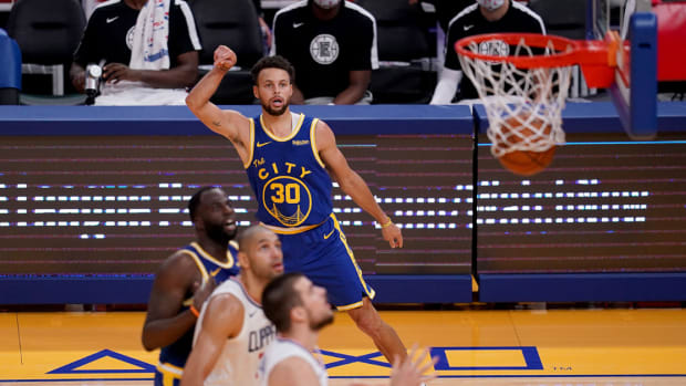Steph Curry Crossover NBA Podcast