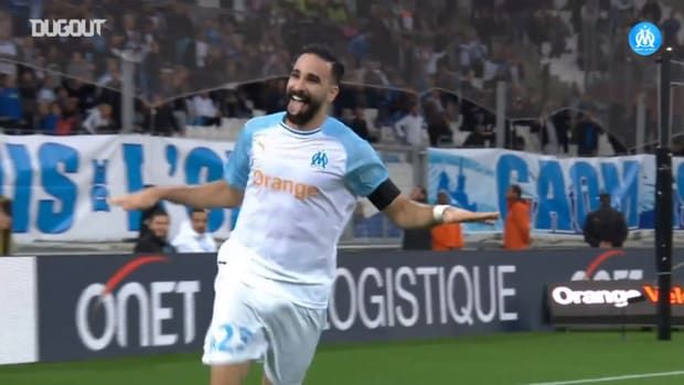 Olympique de Marseille's top three goals vs Dijon