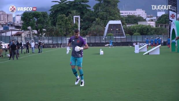 Behind the scenes of Vasco's U20 Copa do Brasil title