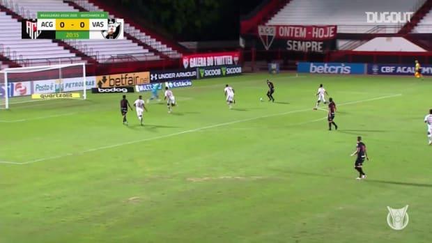 Highlights Brasileirão: Atlético-GO 0-0 Vasco da Gama
