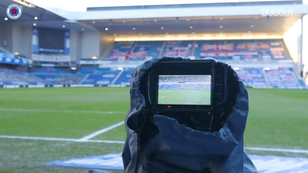 Pitchside: Rangers beat Celtic 1-0 at Ibrox