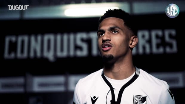 Marcus Edwards on his new contract at Vitória SC