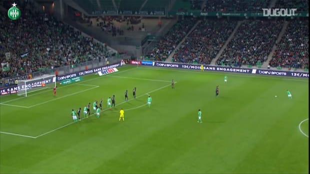 Saint-Etienne last Ligue 1 goals vs Reims