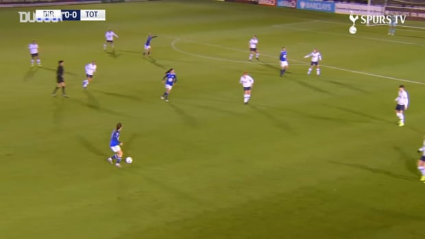 Kit Graham earns Spurs Women a point at Birmingham