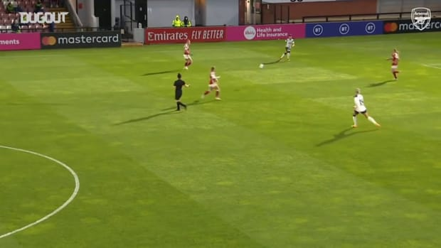 Arsenal Women's best WSL goals of 2020-21 so far