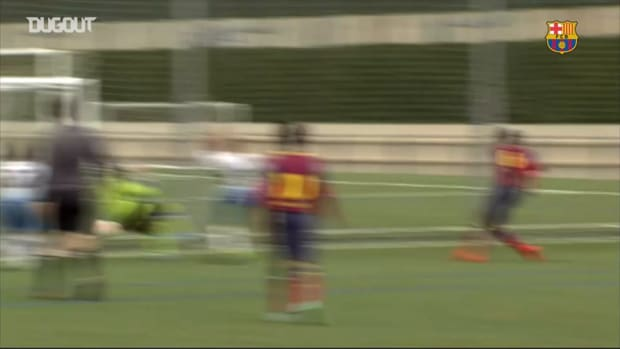 The best of Ilaix Moriba at La Masia