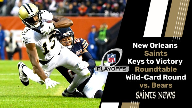 Wild Card Keys to Victory Roundtable