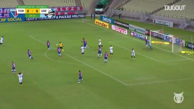 Highlights Brasileirão: Fortaleza 0-0 Grêmio