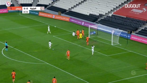 Highlights: Al-Jazira 3-0 Ajman