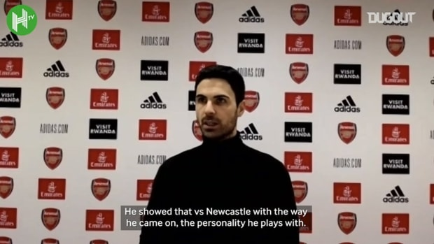 Arteta on Smith-Rowe and fearing the worst for Martinelli
