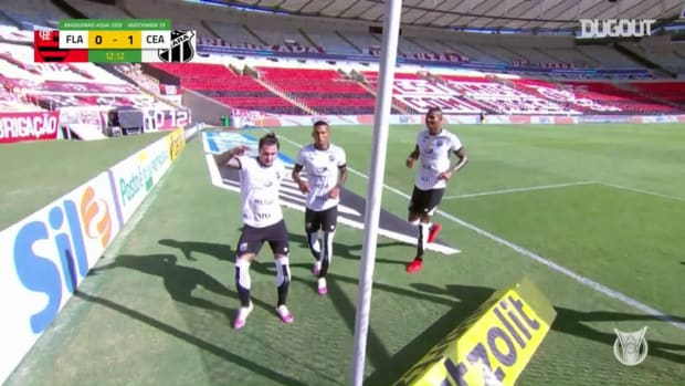 Highlights Brasileirão: Flamengo 0-2 Ceará