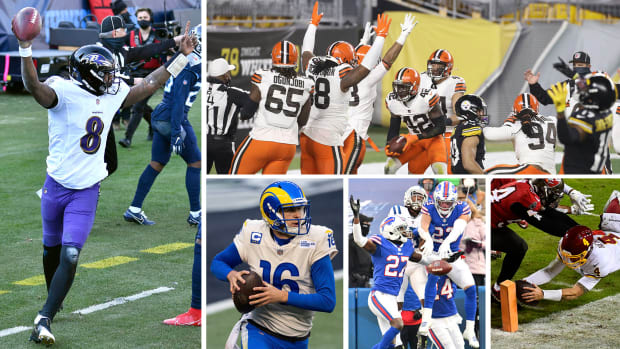 NFL Wild-Card Takeaways