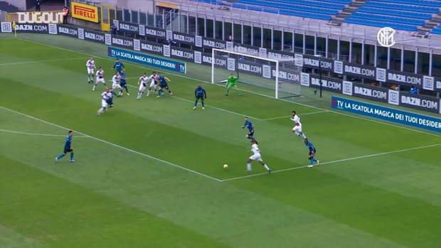 Inter smash Crotone 6-2