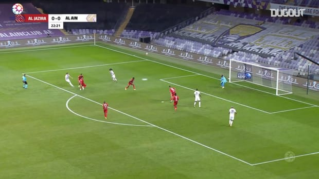 Highlights: Al-Ain 2-2 Al-Jazira