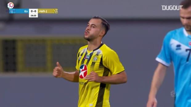 Highlights: Ittihad Kalba 0-0 Hatta