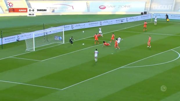 Highlights: Sharjah 2-0 Ajman