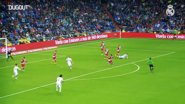 Toni Kroos made his 300th Real Madrid appearance