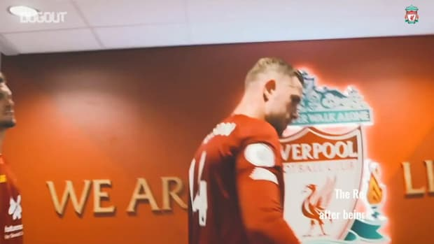 Liverpool's unforgettable 2020