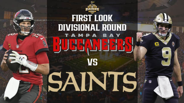 Saints vs Bucs First Look