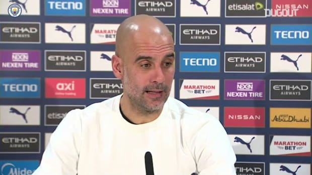 Guardiola hails João Cancelo's impact on City's season