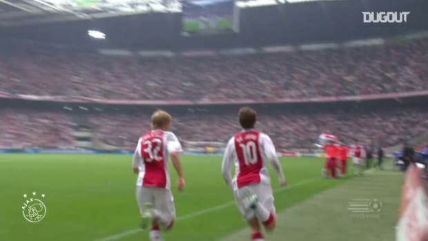 Ajax's iconic title-clinching victory over FC Twente